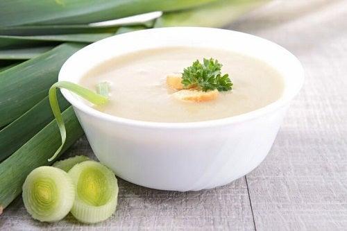 Cele mai sănătoase supre cremă de legume cu ingrediente naturale