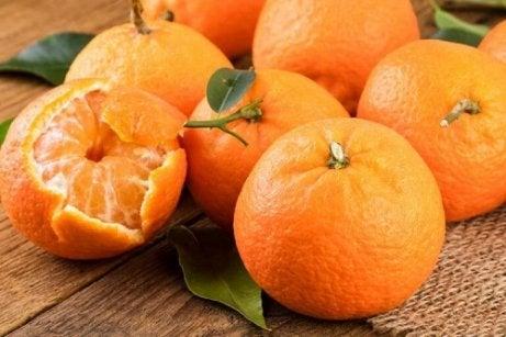 Combaterea infecțiilor pe lista de motive pentru a consuma clementine