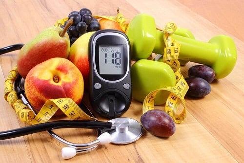 Dietă de slăbit pentru diabetici care reglează glicemia