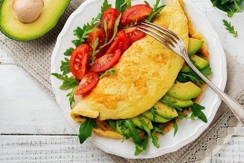 Dietă pentru a slăbi la menopauză cu avocado