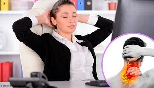 Spasmele musculare cervicale - ce sunt și cum se tratează?
