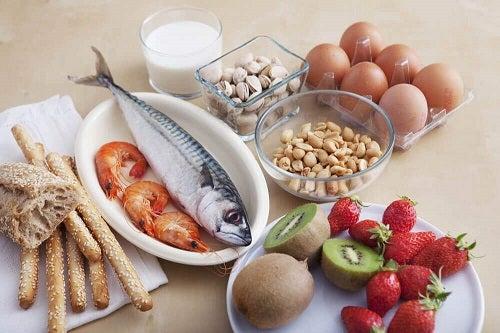 Importanța de a cunoaște cele mai frecvente alergii alimentare