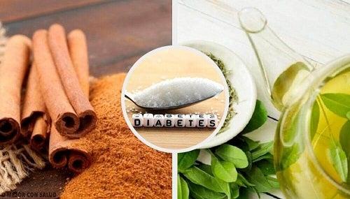 7 infuzii medicinale pentru tratarea diabetului