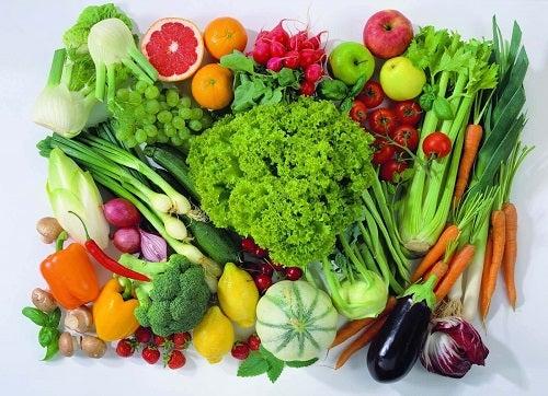 Legume incluse într-o dietă pentru a slăbi la menopauză