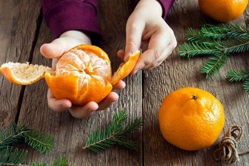 6 motive pentru a consuma clementine