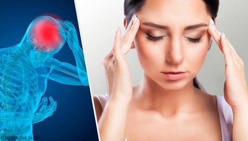 Cauze ale diferitelor tipuri de dureri de cap