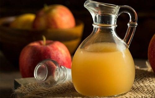 Remedii pentru conjunctivită cu oțet de mere