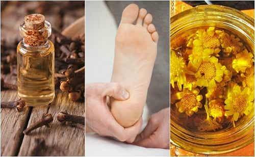 Remedii pentru dureri de călcâi - 6 idei naturiste