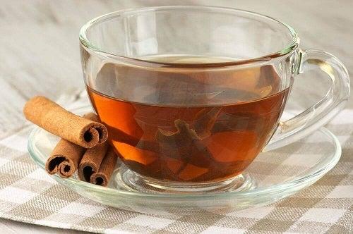 Scorțișoara ca remediu pentru diabet sub formă de ceai