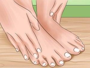 senzație de furnicături la picioare și picioare la mers varice bruște în picioare