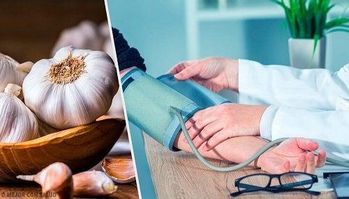Cum să folosești usturoi pentru tratarea hipertensiunii