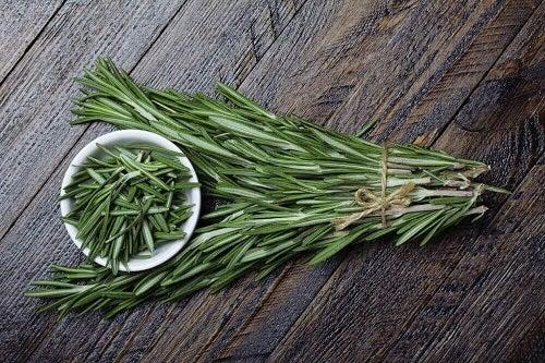 Utilizări și beneficii ale rozmarinului proaspăt
