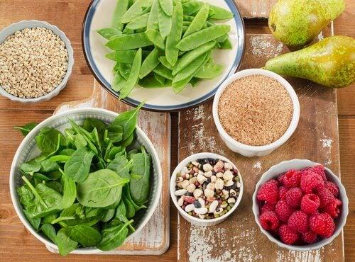 Alimente care îți îmbunătățesc dispoziția bogate în fibre