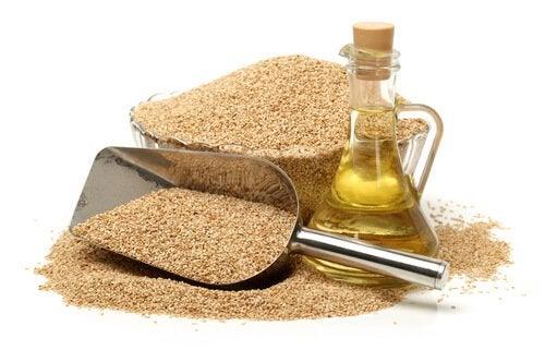 Alimente care îți îmbunătățesc dispoziția precum semințele de susan