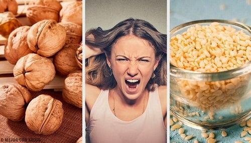 7 alimente care îți îmbunătățesc dispoziția