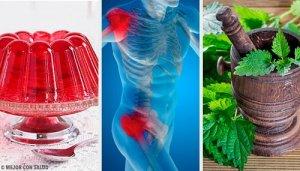 Produse utile pentru articulații, cartilaj și ligamente. Top cel mai bun - Ierburi