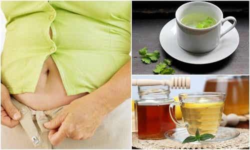 Remedii naturale pentru distensia abdominală