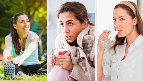 8 boli care provoacă senzația de frig