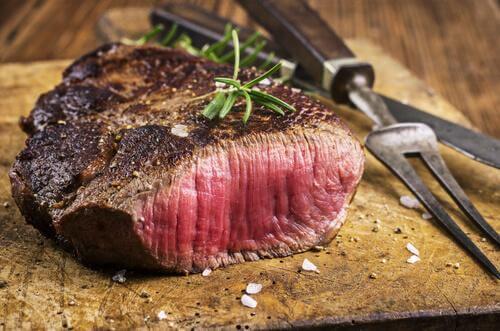 Carne de vită la grătar