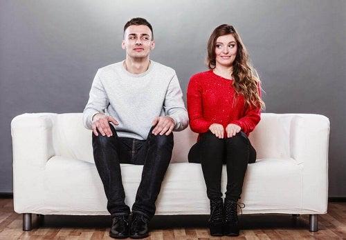 6 diferențe între dragoste și obișnuință