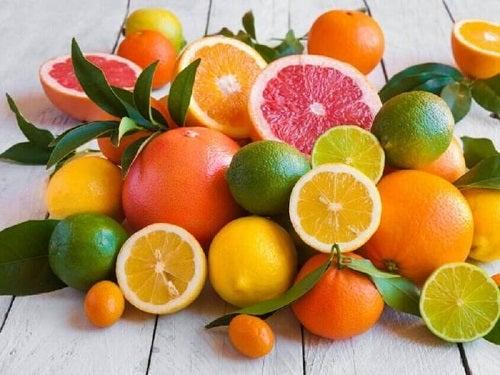 Dietă pentru curățarea ficatului bazată pe consumul de citrice