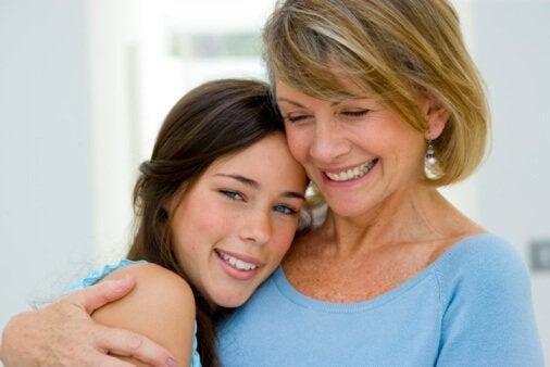 Efecte ale unei mame narcisiste precum asumarea unor responsabilități