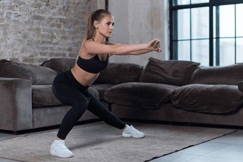 Cele mai bune exerciții fizice pentru șolduri atrăgătoare