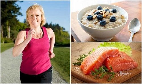 Cum să eviți creșterea în greutate la menopauză?