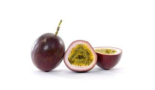 Fructul pasiunii în cele mai bune băuturi afrodiziace