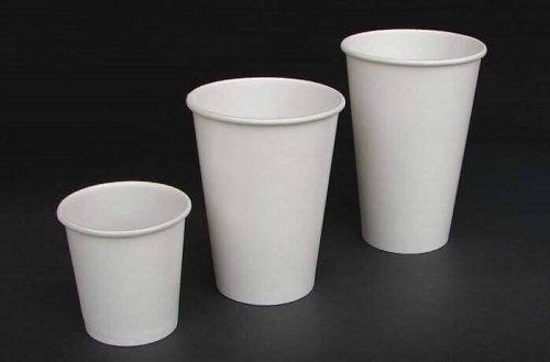 Idei creative pentru pahare luminate de hârtie