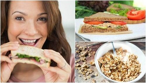 5 idei pentru mic dejun pentru a începe ziua în forță