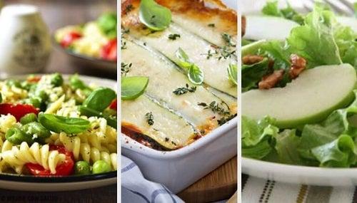 7 mâncăruri gustoase și sănătoase de adăugat în dietă
