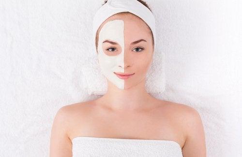Mască facială pr lista de metode pentru stimularea producției de colagen