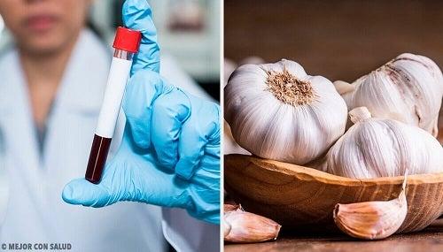 Proprietățile usturoiului - un excelent supliment anticoagulant