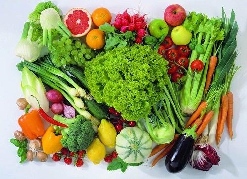 Regim alimentar pentru diabetici bazat pe fructe și legume