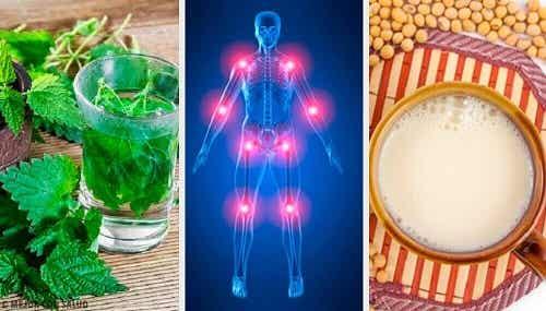 6 remedii pentru durerile de oase