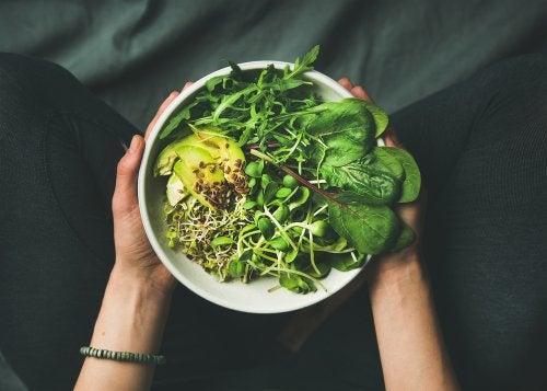 Secretul dietelor coreene reprezentat de consumul de legume verzi
