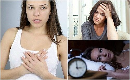 7 simptome ale unui infarct la femei