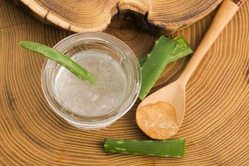 Beneficii ale gelului de aloe vera preparat acasă