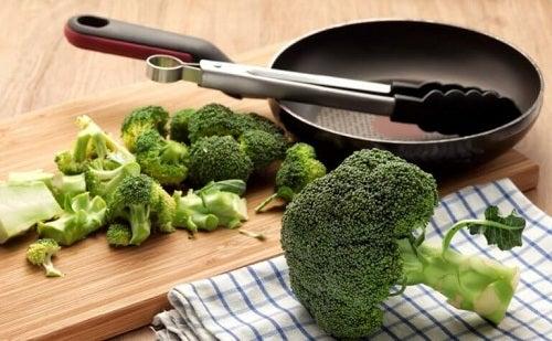 Broccoli proaspăt