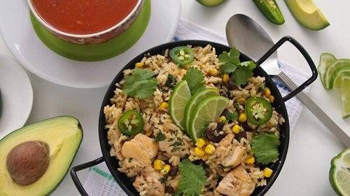 Cum să prepari o rețetă delicioasă de orez verde