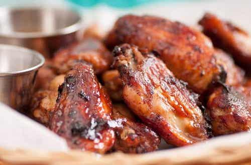 Rețetă delicioasă de aripioare în sos picant