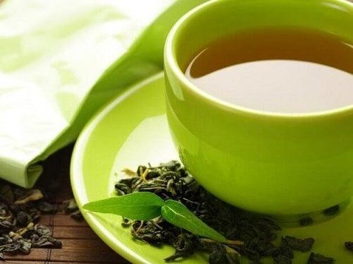Rețete de săpun natural cu extract de ceai verde
