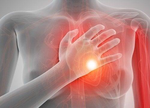 Semne care indică un posibil infarct miocardic la femei