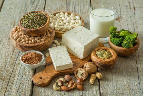 Alimente incluse în dieta vegană pentru slăbit