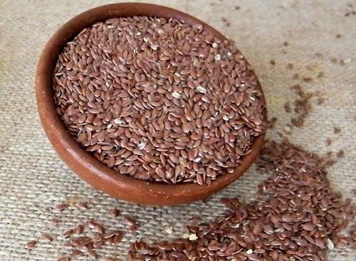 Apa cu semințe de in este bogată în nutrienți