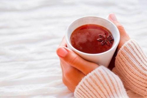 Ceaiuri pentru slăbit cu anason stelat