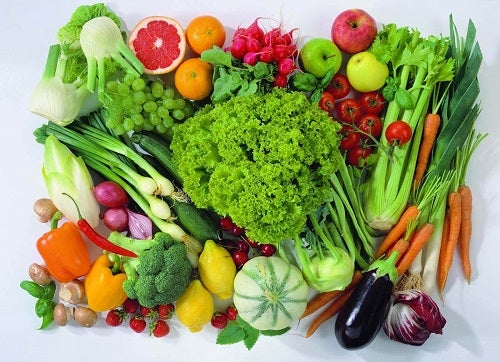 Dietă de slăbit bazată pe consumul de fructe și legume