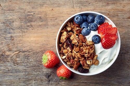 Idei de mic dejun cu cereale integrale