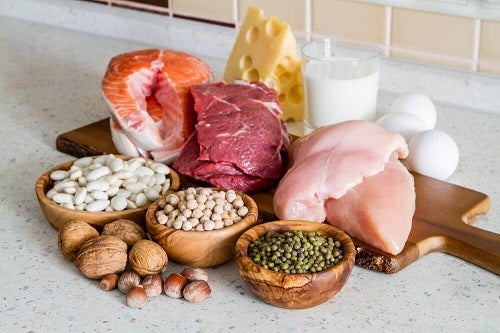 Surse de proteine și grăsimi într-o dietă de slăbit